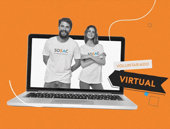 SOSAC Volunitariado virtual